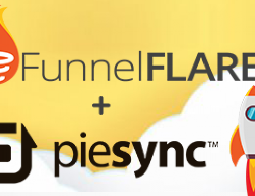 FunnelFLARE Now Connects with PieSync