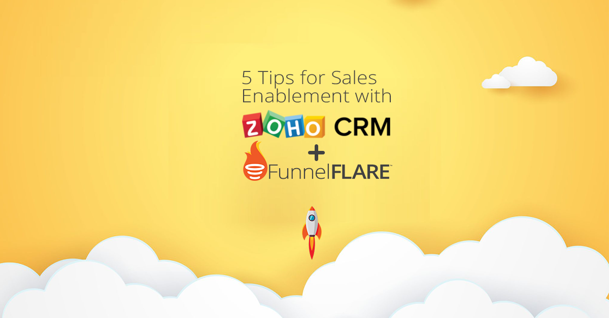 Zoho Sales Enhancements