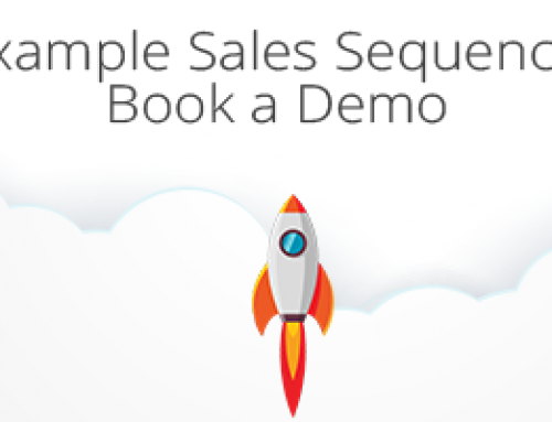 Example Sales Sequence: Book a Demo