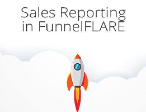 Sales Reporting in FunnelFLARE