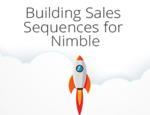 Building Sales Sequences for Nimble