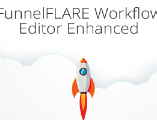 FunnelFLARE Workflow Editor Enhanced