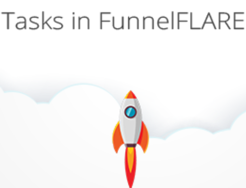 Tasks in FunnelFLARE