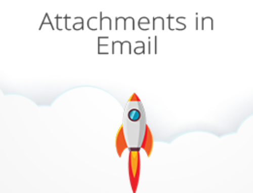 Attachments in Email