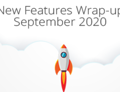 New Features Wrap-up Sep 2020