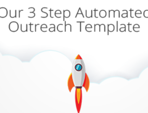 Our 3 Touch Automated Outreach Template
