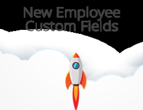 New Employee Custom Fields