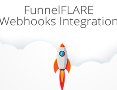 FunnelFLARE Webhooks Integration