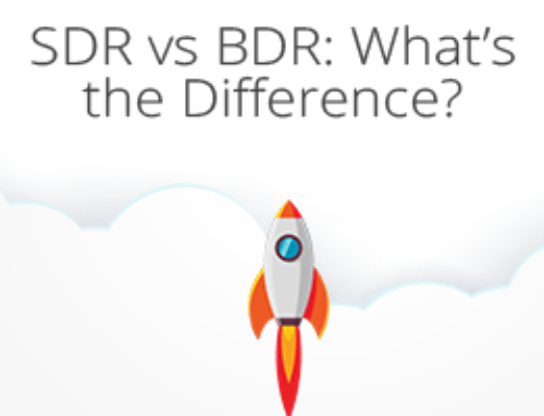 SDR vs BDR: What's the Difference?