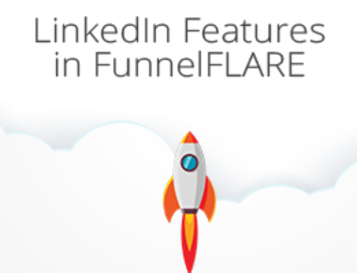 LinkedIn Features in FunnelFLARE